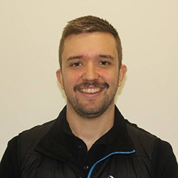Joshua Derooy - Exercise Physiologist
