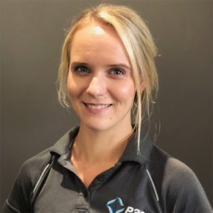 Caitlin Duckett - Physiotherapist