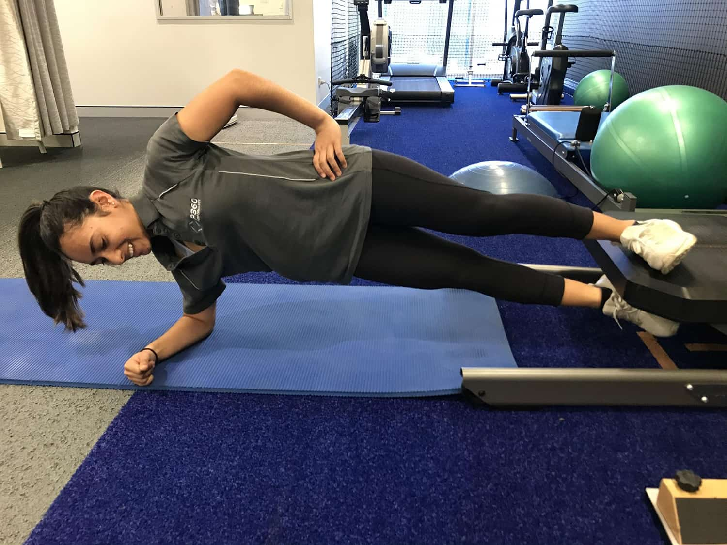 Copenhagens Exercise For Strengthening Adductor Muscles