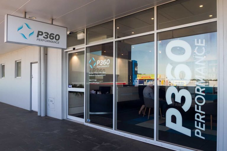 P360 Storefront Physio Marsden Park
