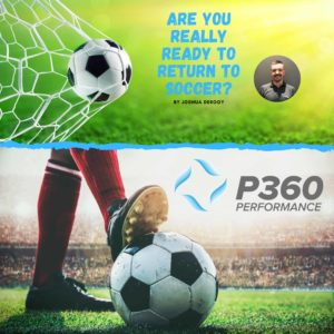 Soccer Return Preparation: Are You Really Ready to Return?