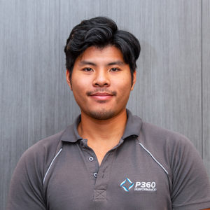 Alan Tran - Physiotherapist