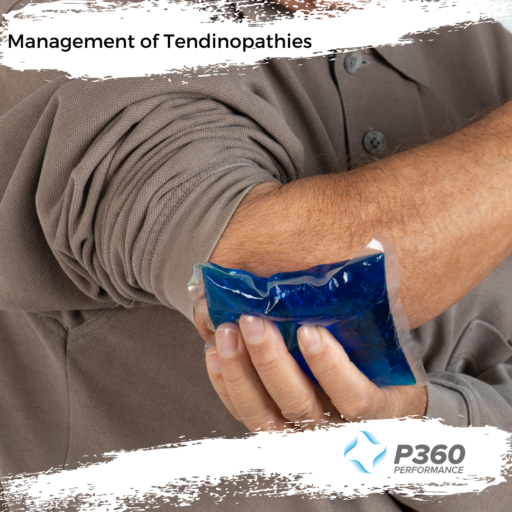 Management of Tendinopathies