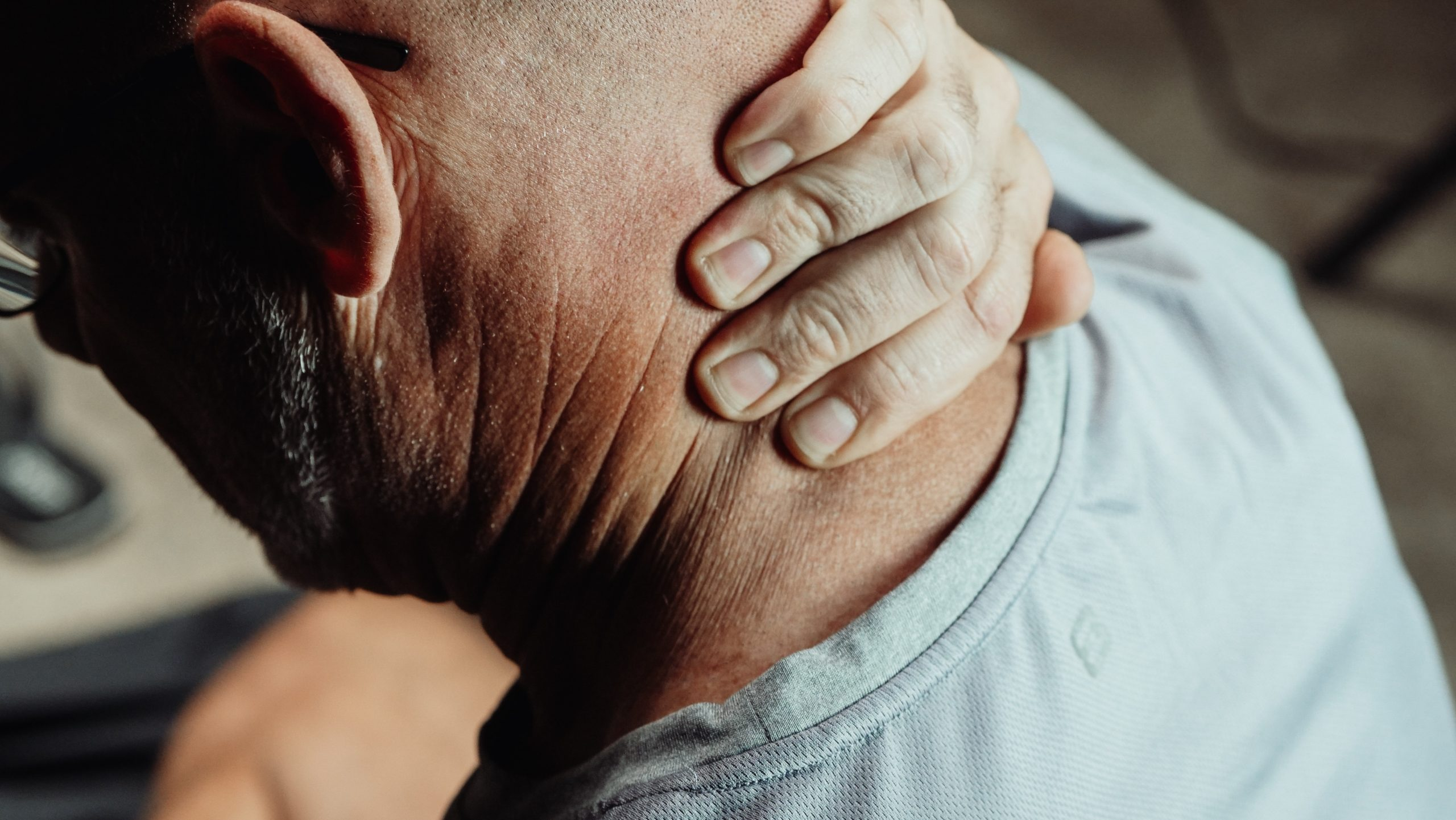 Read more about the article Acute Wry Neck